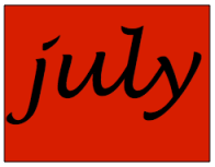 July Red