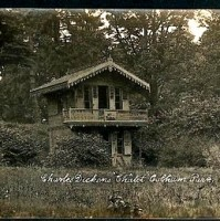 Charles Dickens Chalet