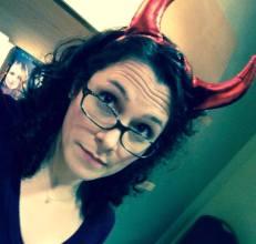 Michelle Knudsen--Evil
